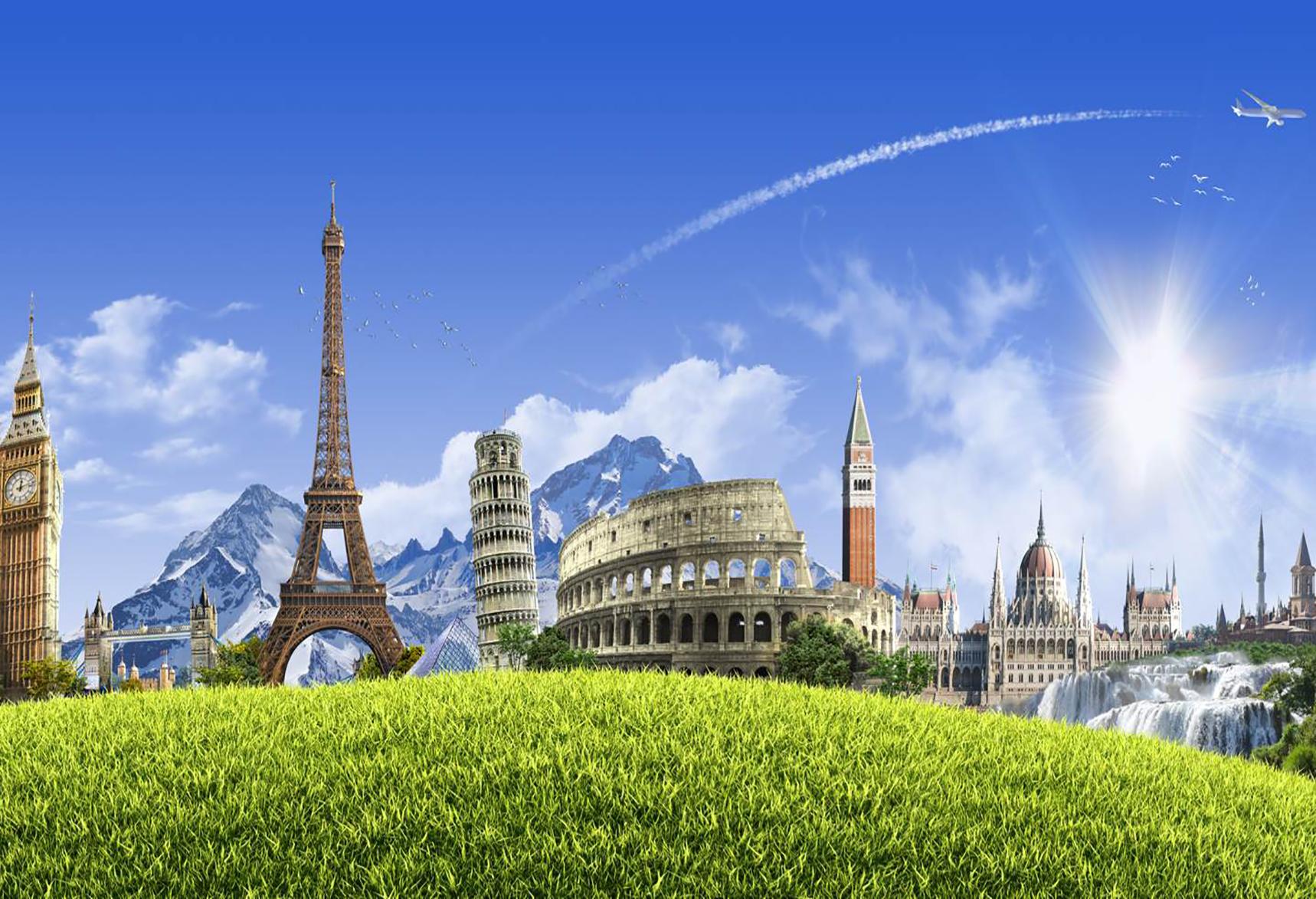 visitor europe